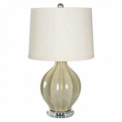Annavera Scalloped Lamp