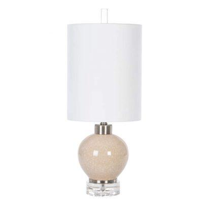 Astor Cream Lamp