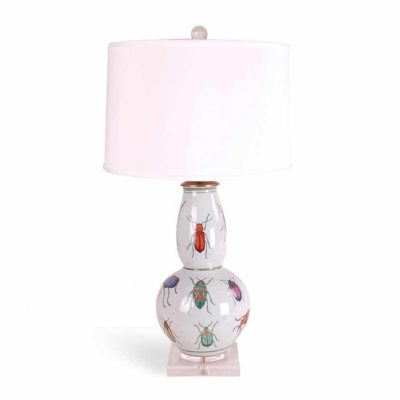 Double Gourd Insect Lamp