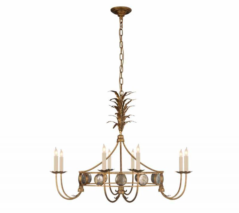 Gramercy Medium Ring Chandelier