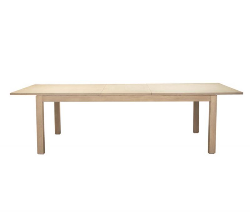 Sawyer Dining Table - leaf open