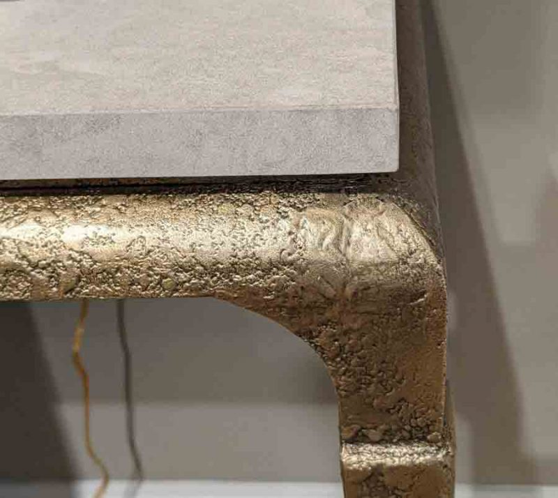 Sorano Console Table - Detail View